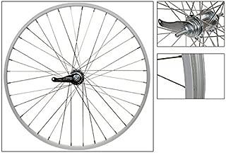 Wheel Master KT-305 Coaster Brake Rear Wheel 26 x 1.75/2.125, Silver, Alloy, 14g SS Spokes, w/Trim Kit