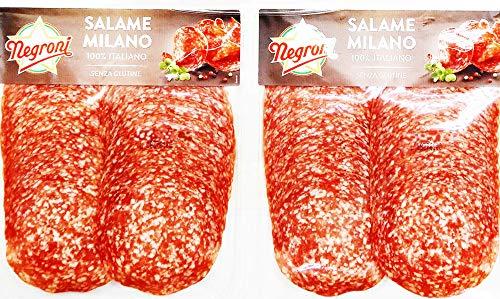 ネグローニ ミラノサラミ スライス 250g 冷蔵