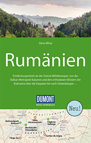 DuMont Reise-Handbuch Reiseführer Rumänien: mit Extra-Reisekarte