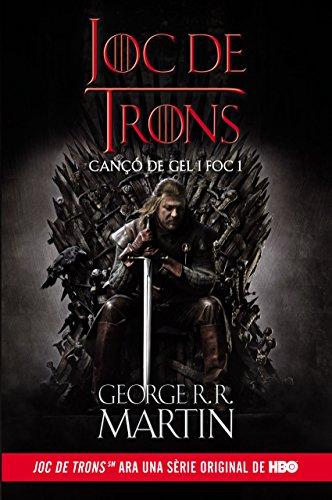 Joc Trons Cançó gel i foc 1 Catalan Edition