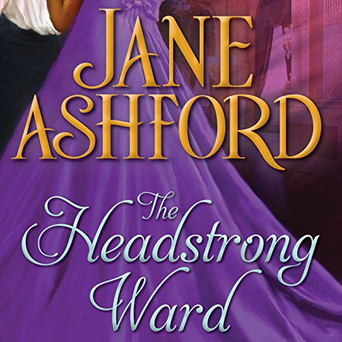 The Headstrong Ward audiobook cover art