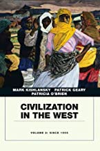 Civilization in the West: 2