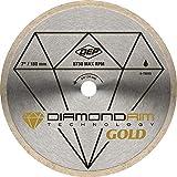 QEP 6-7003Q 7 Inch Diameter Continuous Rim Premium Diamond...
