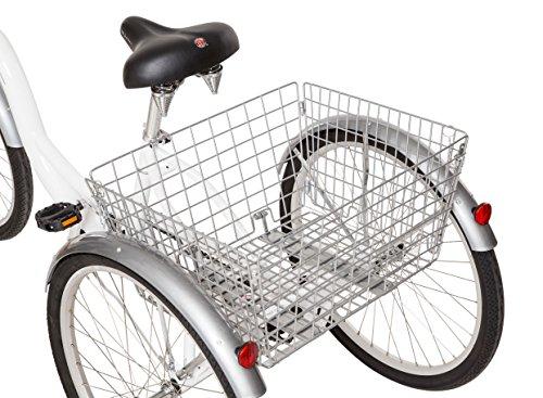 Schwinn Meridian Full Size Adult Tricycle 26 wheel size Bike Trike