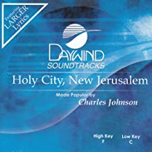 Holy City New Jerusalem Accompaniment/Performance Track