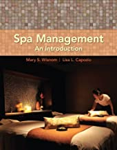 Best spa management an introduction Reviews
