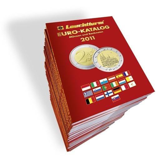 Faro Euro Catálogo–Monedas y billetes 2011