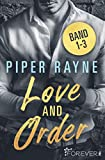 Love and Order Band 1-3: Sammelband