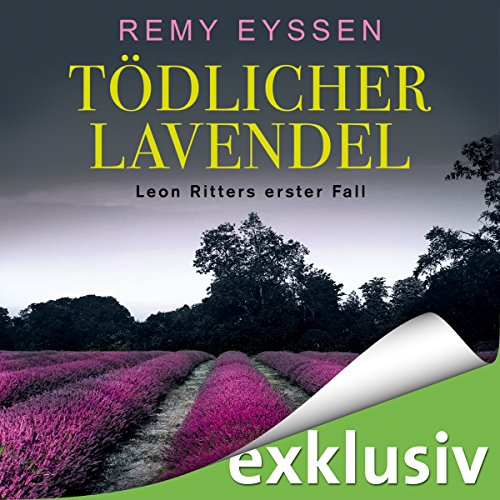 Tödlicher Lavendel (Ein Leon-Ritter-Krimi 1) Titelbild