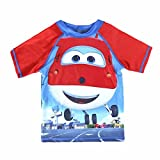Camiseta de baño Super Wings T.2