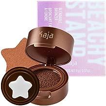 KAJA Beachy Stamp   Blendable Bronzer   02 Toasty - deep bronze with golden shimmer   Cruelty-free, Vegan, Paraben-free, Sulfate-free, Phthalates-free, K-Beauty