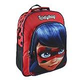 Lady Bug Miraculous 2100001991 Mochila Infantil