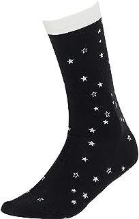 UGG Women's W Merino Wool Star Crew Sock