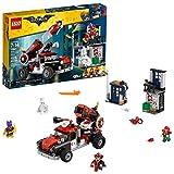 LEGO BATMAN MOVIE DC Harley Quinn Cannonball Attack 70921 Building Kit (425 Piece)
