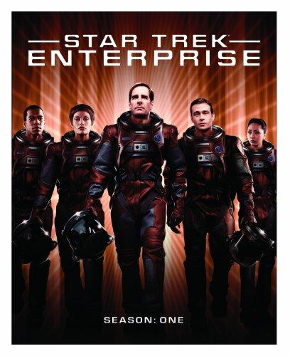Star Trek: Enterprise - Season One [Blu-ray]