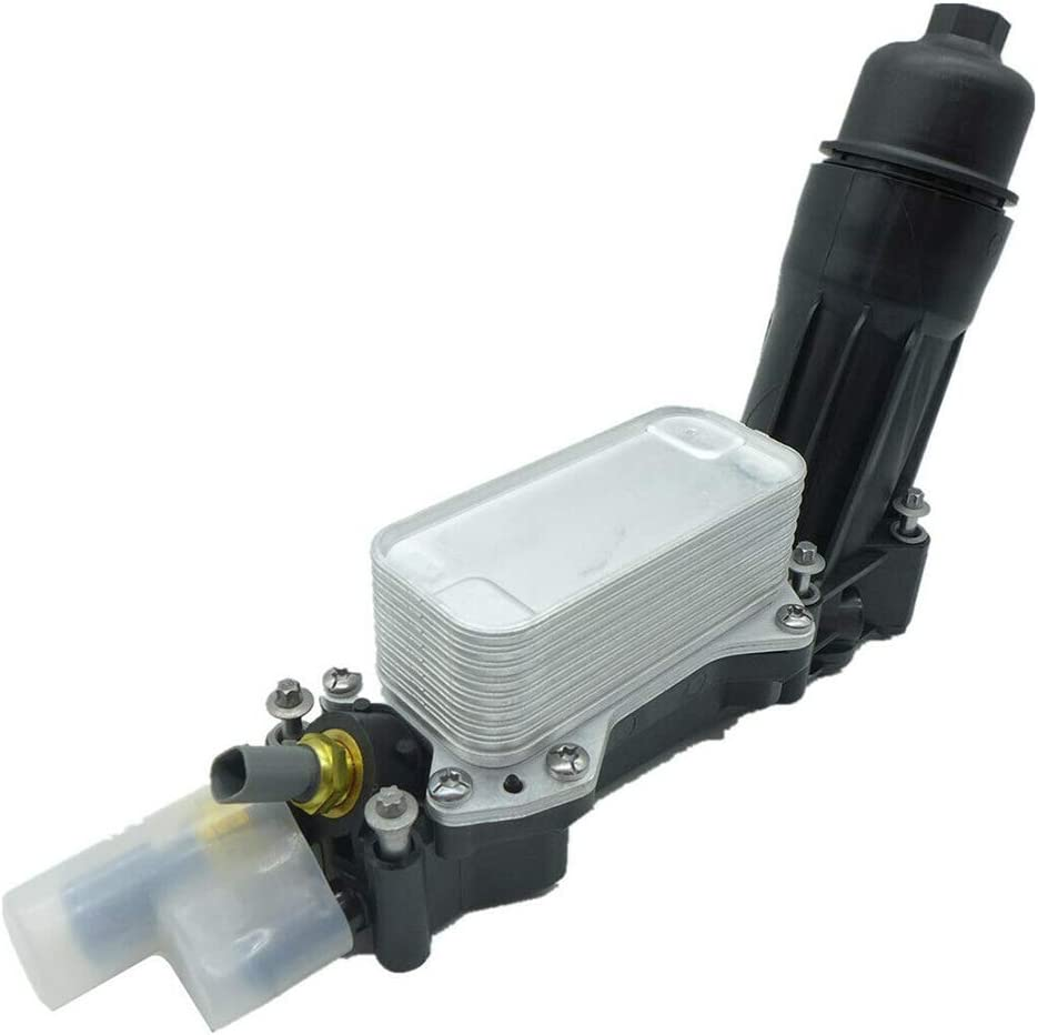 Cheriezing 68105583AF Engine Oil Fashion Cooler Housing Adapter Filter Mail order cheap w