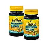 Aceite de semilla de calabaza 500 mg. 50 perlas (Pack 2)