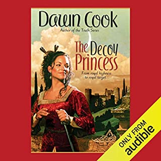 The Decoy Princess audiobook cover art