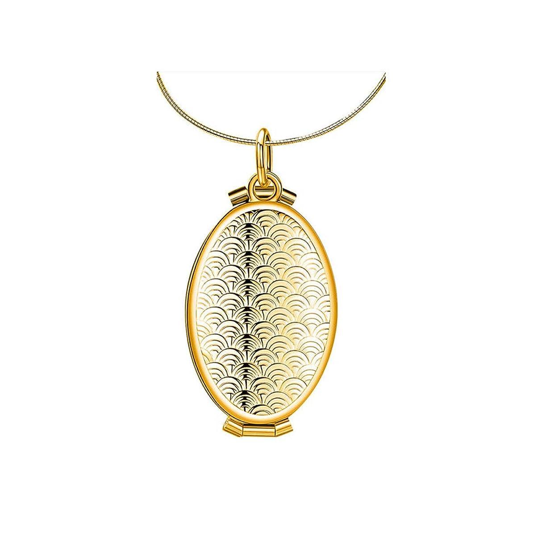 Luonita Expanding Photo Locket Necklace Pendant Souvenir Angel Wings Gift Jewelry Decoration Creative Fashion