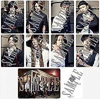 「絵柄B:生命のアリアver.」全9種セット 和楽器バンド トレカ 「Starlight」E.P.
