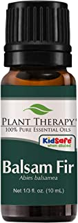 Plant Therapy Balsam Fir Essential Oil 10 mL (1/3 oz) 100% Pure, Undiluted, Therapeutic Grade