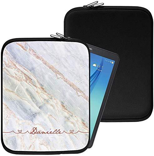 Personalisiert Marmor Neopren Tablethülle Case Tasche (94) für Huawei Mediapad X1 7.0 (7