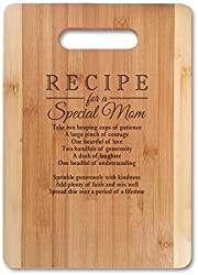 special mom cutting board - What To Get Mom For Christmas