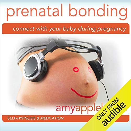 Connect with Your Baby During Pregnancy audiobook cover art