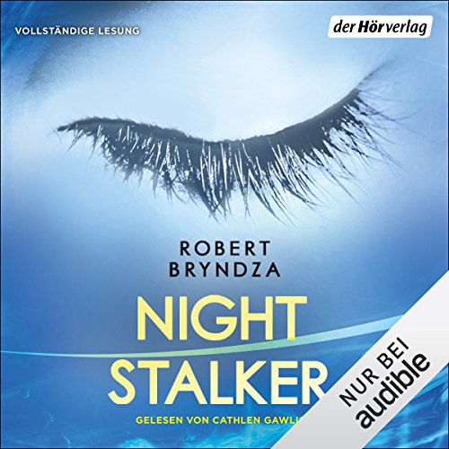 Night Stalker audiobook cover art
