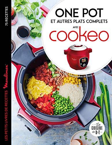 Cookeo - One pot, poêlées et autres plats complets (Les petits Moulinex Seb)