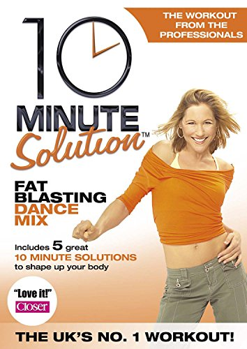 10 Minute Solution - Fat Blasting Dance Mix [DVD] [UK Import]