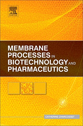 Membrane Processes in Biotechnology and Pharmaceutics (English Edition)