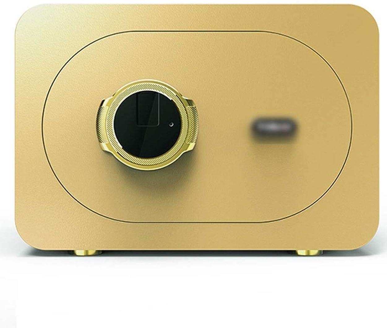 眠り土曜日宇宙飛行士ホームボックス用電子ホームセーフボックス金庫、電子パスワードキーウォールキー収納キャビネット40 * 30 * 28cm