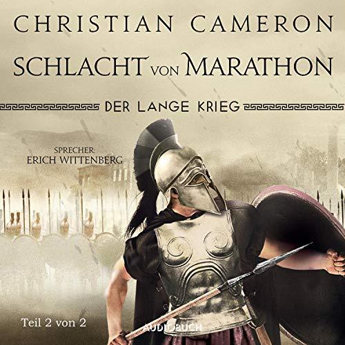 Page de couverture de Schlacht von Marathon