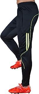 سروال رياضي رجالي من Shinestone سروال رياضي لكرة القدم سروال تدريب كاجوال بناطيل لياقة