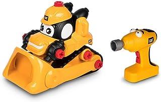 Toy State Caterpillar CAT Buildin' Crew Take-A-Part Buddies Powerhouse Pete Bulldozer Light & Sound Vehicle