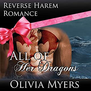 All of Her Dragons audiobook cover art
