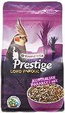 Versele-laga Cotorras Australianas Loro Parque Mix 1 kg (Pack 2 Unidades 2 kg Total)