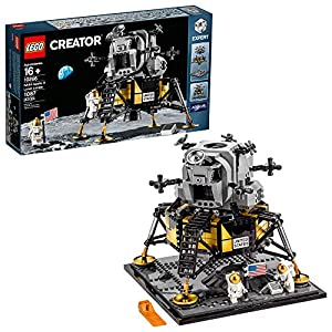 LEGO Creator Expert NASA Apollo 11 Lunar Lander 10266 Building Kit, New 2020 (1,087 Pieces) - 51h oExgBFL - LEGO Creator Expert NASA Apollo 11 Lunar Lander 10266 Building Kit, New 2020 (1,087 Pieces)