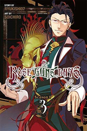 Rose Guns Days Season 1, Vol. 3