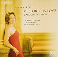 Victorious Love by HENRY PURCELL (2008-01-29)