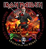 Iron Maiden - Night Of The Dead, Legacy Of The Beast: Live In Mexico City (3 LP-Vinilo)