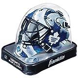 Franklin Sports Eishockey-Sammelartikel Torwart-Helm Mini, Design: Logo Einer NHL-Mannschaft, Unisex, 7784F14, königsblau