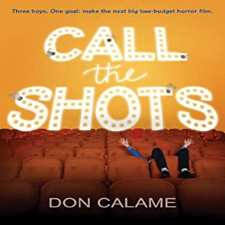 Call the Shots audiobook cover art