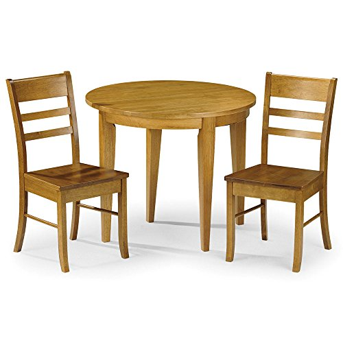 Julian Bowen Consort 2-Sitzer Küche Esstisch Set in Honig Kiefer