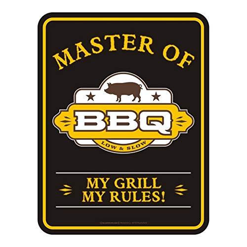 Rahmenlos Scudo: Master of BBQ