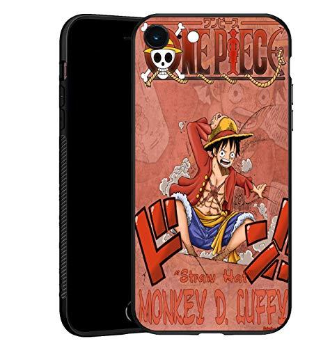 Compatible avec iPhone 6/6S étui pour téléphone Coque en Silicone Anti-Chocs, Noir TPU Noir Doux