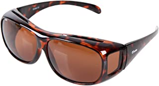 Yodo Fit Over Glasses Sunglasses with Polarized Lenses...