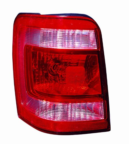 DEPO 330-1938L-UC Replacement Driver Side Tail Light Assembly (This product is an aftermarket product. It is not created or sold by the OE car company)