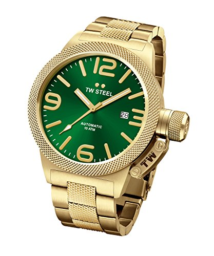 TW Steel Reloj Analogico para Hombre de Automático CB226